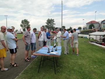 Galeria XXXII Krajowy Zlot Piłkarzy Weteranów i 26.Mistrzostwa Polski Oldbojów w piłce nożnej