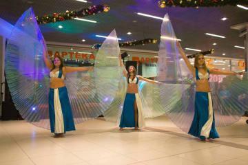 Galeria taniec orientalny