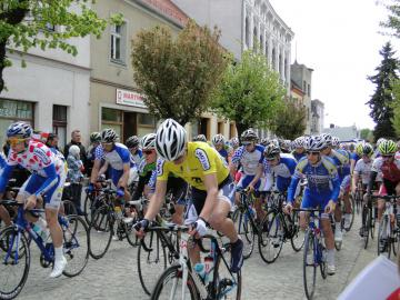 Galeria Wyścig Kolarski