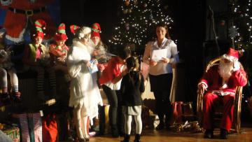 Galeria Św.Mikołaj w Ośrodku Kultury w Byczynie