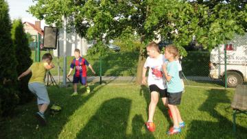 Galeria Turniej piłki nożnej dla dzieci maj 2016