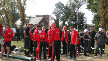 Galeria gminne zawody sportowo-pożarnicze w kostowie 3.09.2016