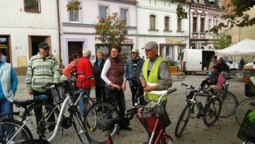 Galeria wycieczka rowerowa 10.2016