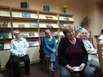 Galeria Spotkanie autorskie z Panią Barbarą Gruszką